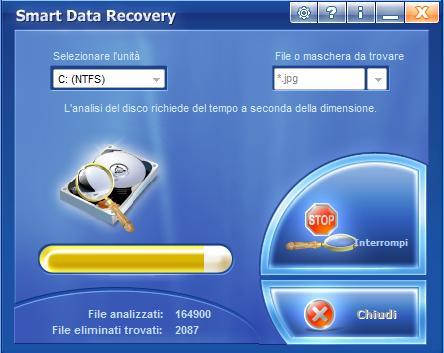 Recupero File