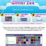 Generatore Testi Glitter – Creare Glitter Online