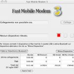 Problemi Riconoscimento Cellulare con Fast Mobile Modem 3