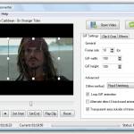 Convertire Video AVI in Immagini GIF