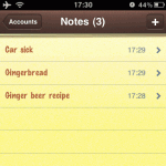 Recuperare Note Cancellate per Sbaglio da iPhone