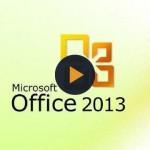 Novità in Office 2013