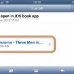 Importare ebook su iPhone o iPad senza iTunes