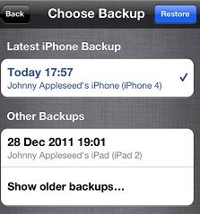 choose-backup