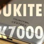 Oukitel K7000 sarà ultra sottile e allo stesso tempo avrà una mega batteria