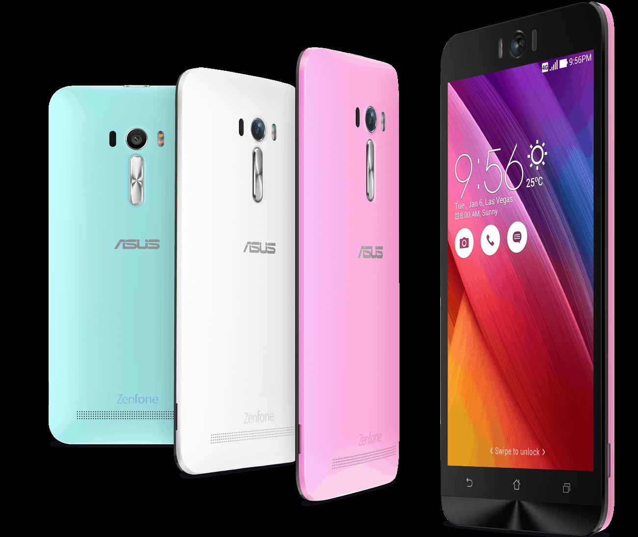 Aggiornamento ASUS ZenFone Selfie ZD551KL