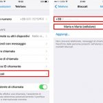 Come bloccare contatto su iOS