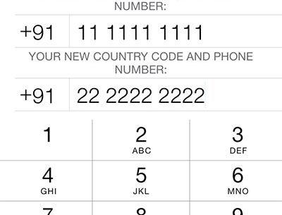 Come cambiare numero di WhatsApp su iPhone senza perdere i dati