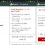 Come cancellare il tuo account WhatsApp o disabilitarlo – Guida