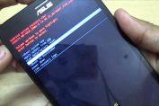 Come fare hard reset Asus ZenFone 2