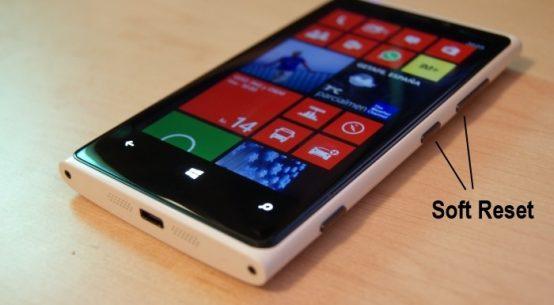 Come fare l'Hard Reset ai Nokia Lumia
