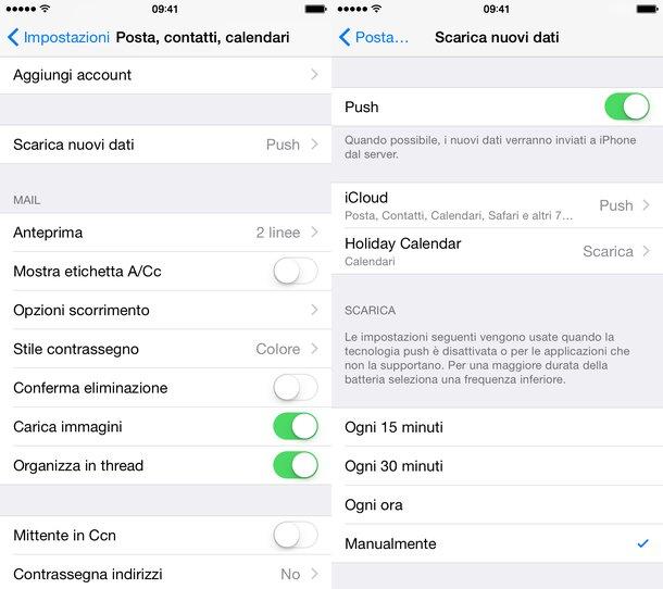 Risparmiare batteria dell'iPhone
