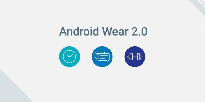 Smartwatch compatibili con Android Wear 2