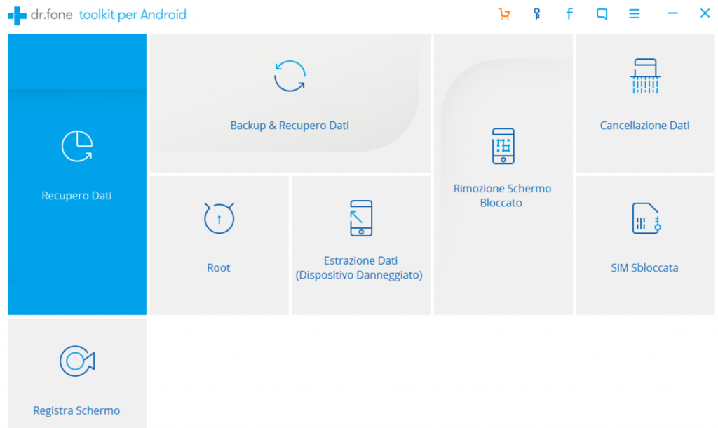 Wondershare Dr.Fone for Android 9 Crack With Key