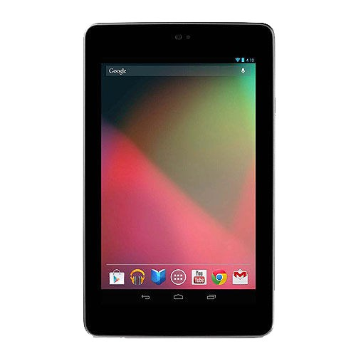 Nexus 7: Come fare Hard e Soft Reset