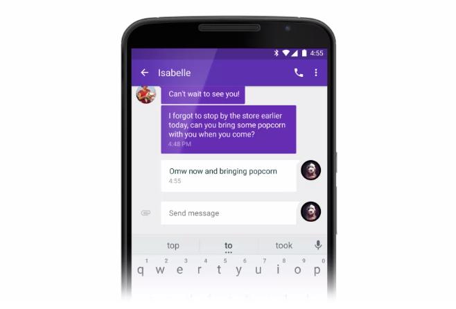 App per inviare SMS con Android