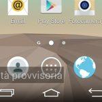 Android bloccato in modalità provvisoria