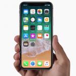 Quali sono le funzioni innovative dell'iPhone X