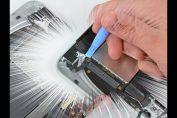 Come cambiare la batteria dell'iPad