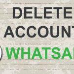 Come eliminare definitivamente account WhatsApp su Android