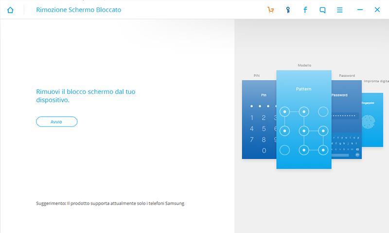 Cellulare Bloccato su Scritta Samsung Lampeggiante