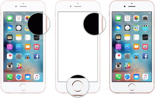 Come fare uno screenshot su iPhone 7 e iPhone 7 Plus