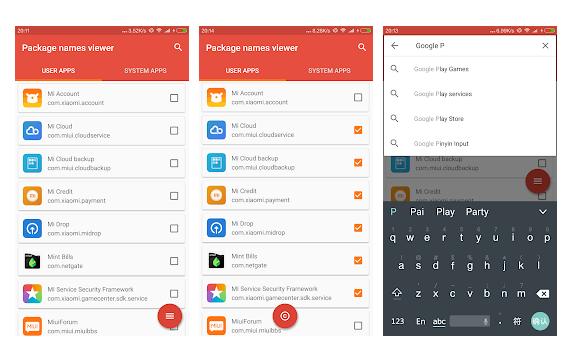 Come rimuovere apps di sistema senza root