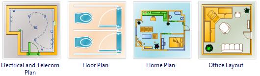 disegnare piantina di casa o ufficio