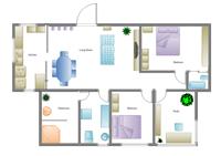 simple home plan