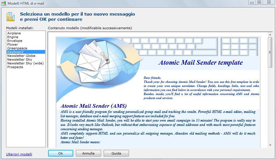 Mail Sender - Inviare Mail e Newsletter con SMTP gratis