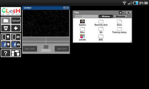 android-video-editor-clesh