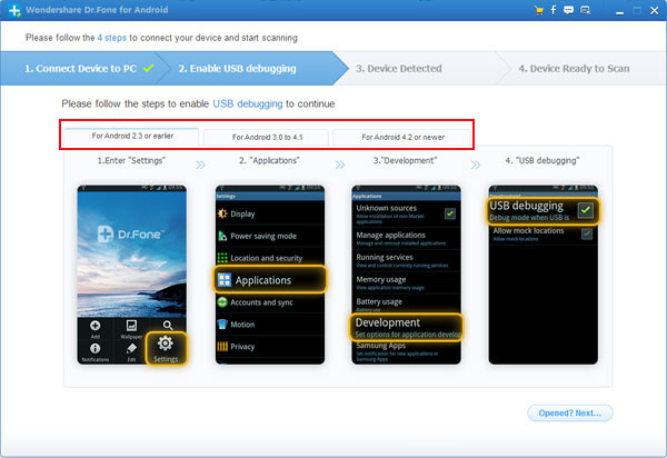 Recuperare Rubrica Cancellata Android Samsung Htc Lg