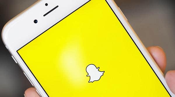 Come registrare e spedire un messaggio audio su Snapchat