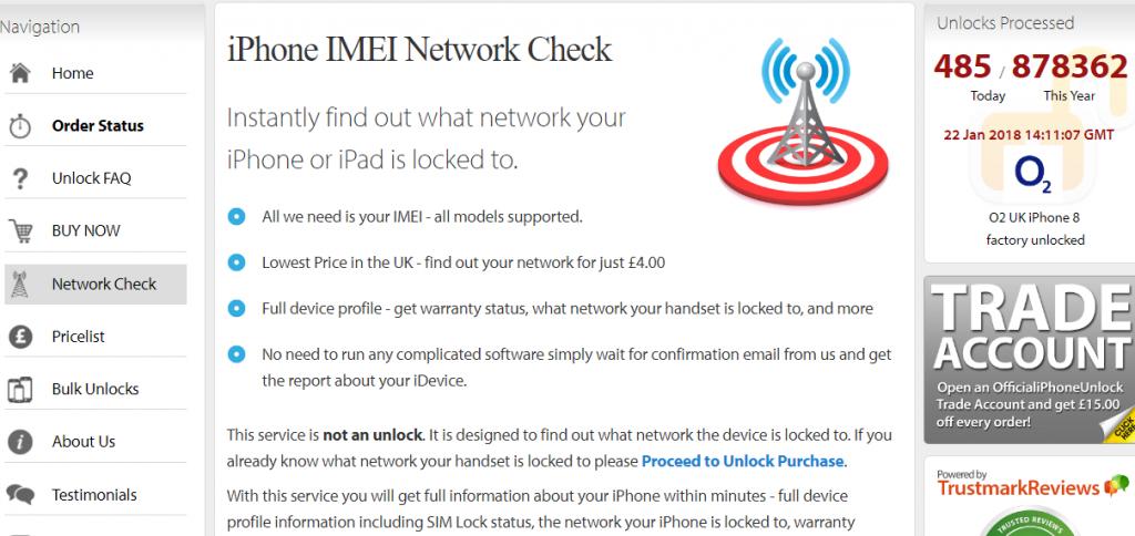 Come Verificare iPhone tramite IMEI