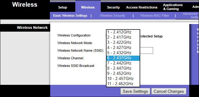Canali 12 – 13- 14 del WiFi: significato e segreti