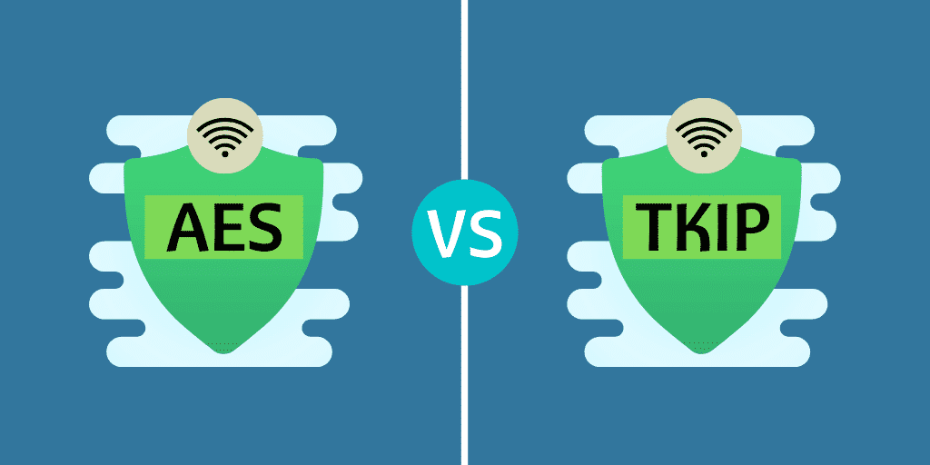 Confronto e differenze tra AES / TKIP / WPA2 per la connessione wireless