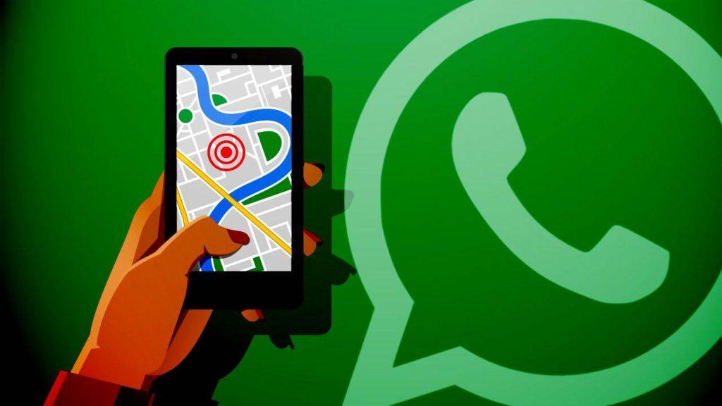 Come condividere la posizione in tempo reale su WhatsApp e Google Maps