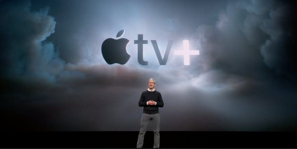 Cos'è l'Apple TV Plus