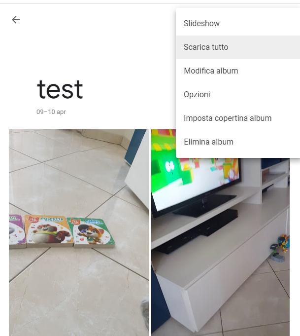 Come salvare tutte le foto di Google Foto su computer/hard disk esterno/memoria USB